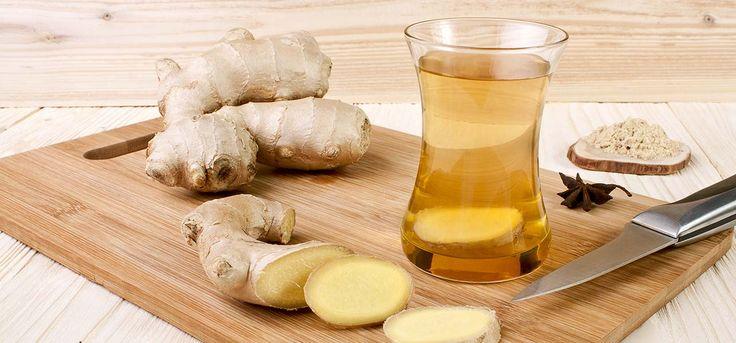 How To Prepare Ginger Tea?