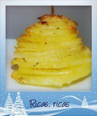 Porque me gusta lo fácil: Montoncitos de Patata
