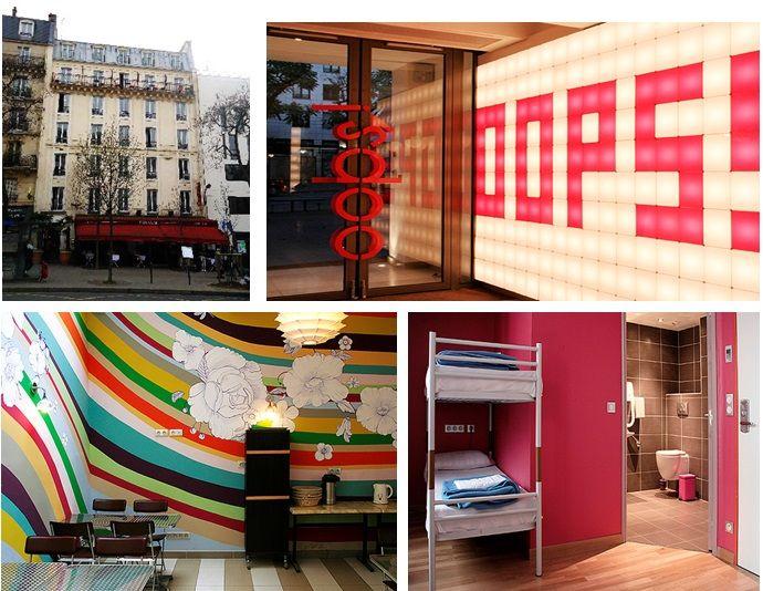 Oops Hostel - Paris