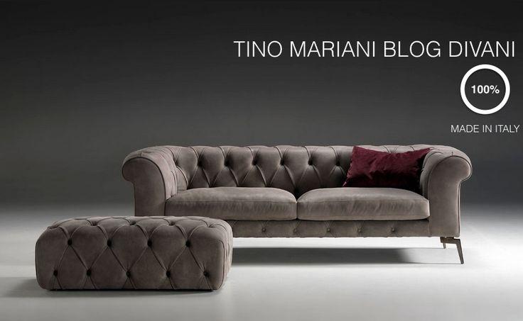 Divani Blog Tino Mariani. Informazioni e approfondimenti, novità ed offerte relative ai divani e alle poltrone di qualità artigiana prodotte dall'azienda di Lissone. http://divaniedivaniletto.blogspot.it/
