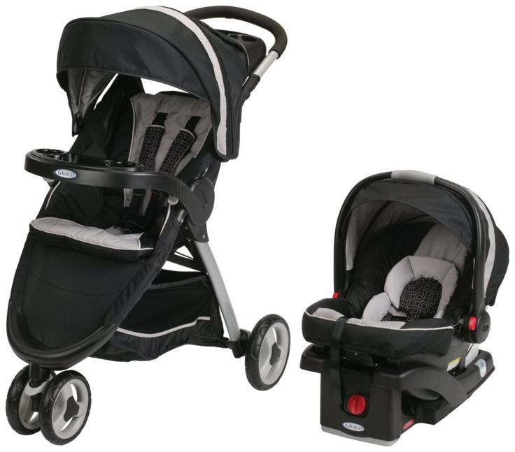 Graco FastAction Fold Sport SnugRide Click Connect 35 ...