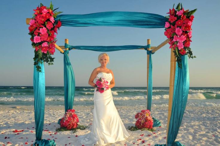 Ultimate #Beach #Weddings. Great website where you can get affordable wedding packages for beach weddings in Alabama or Florida.