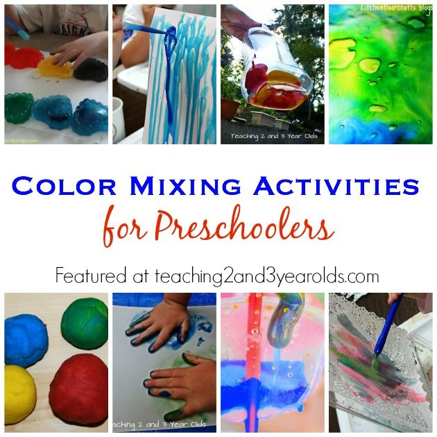 color mixing kids activities activities for preschoolersteaching activitiestoddler activitiespreschool activities3 year old