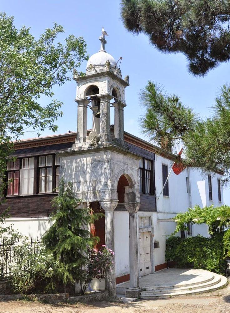 Aya Yorgi kilisesi/Büyük ada/İstanbul