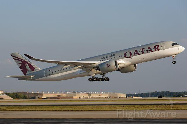 Qatar Airways A359 (A6-ALP) (With images) | Qatar airways, Airbus ...