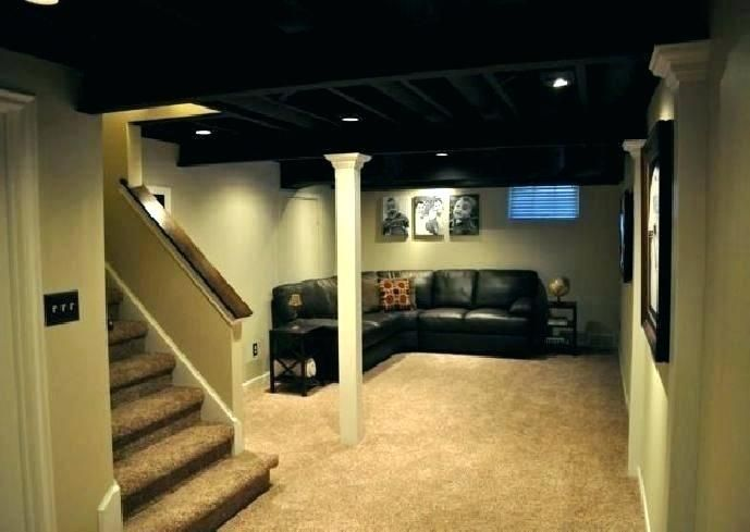 Image Result For Small Basement Ideas On A Budget Cheap Basement