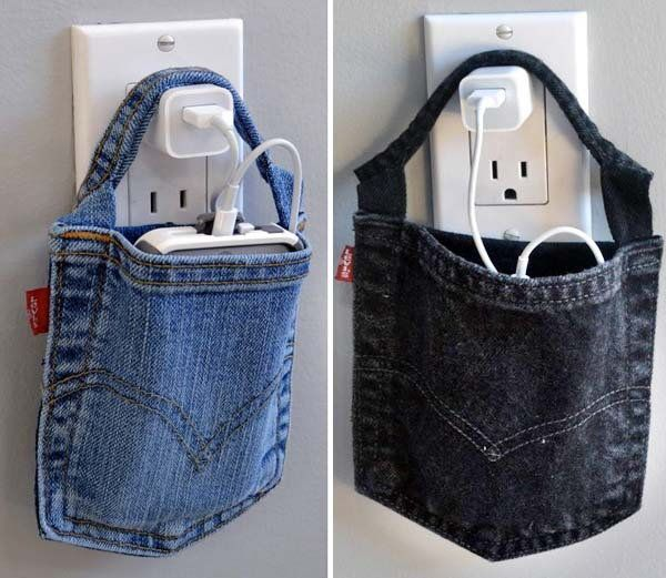 See photos of old jeans for the 30 + CREATIVE IDEAS