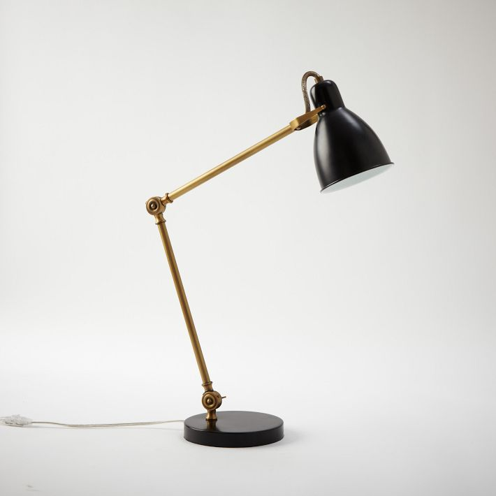 Industrial Task Table Lamps Interiors Pinterest