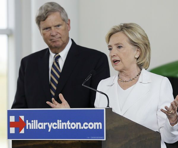 07-19-2016   Image: Tom Vilsack Under Microscope as Possible Clinton VP Pick