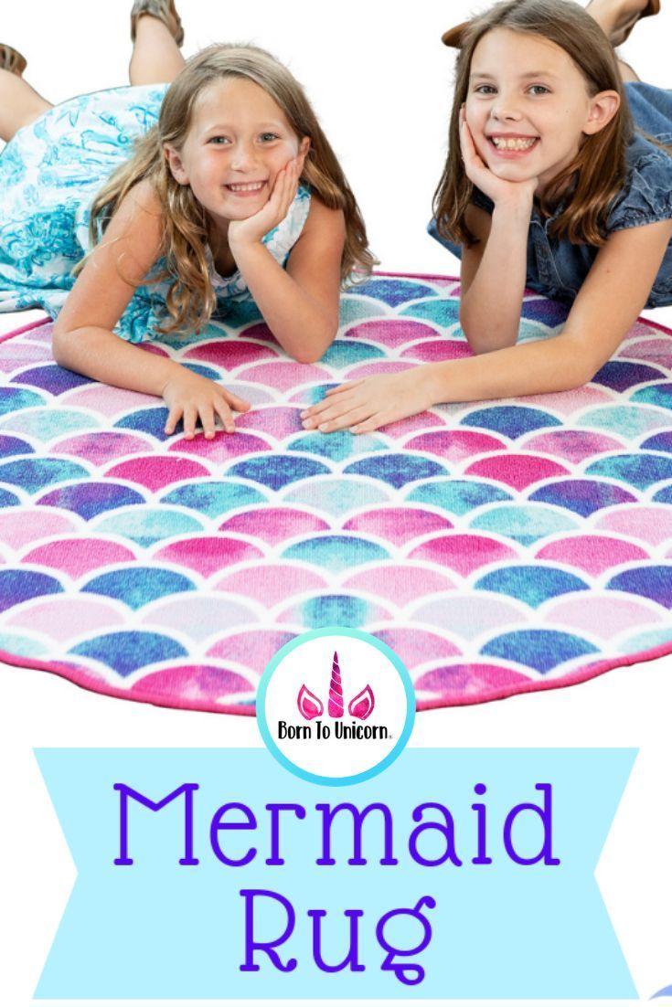 Mermaid Rug Kids Playroom Kids Playroom Decor Top Gifts For Kids