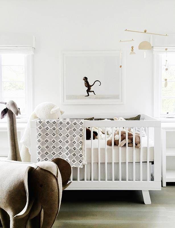 Every Pinterest-Worthy Nursery We're Loving Right Now: Jungle Book-inspired Nursery