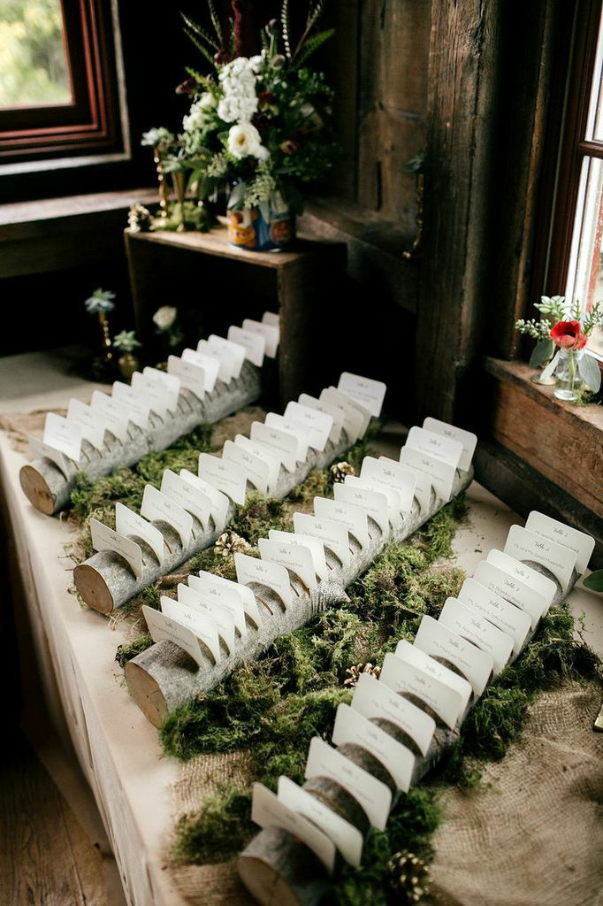 269 best Wedding Place Card Ideas images on Pinterest Wedding