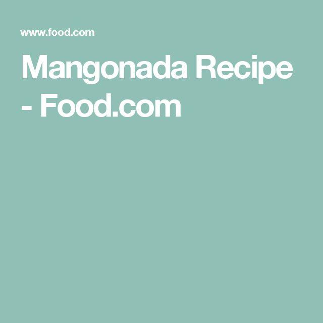 Mangonada Recipe - Food.com