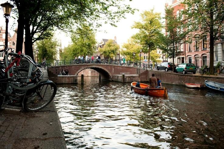 Guía práctica para disfrutar Amsterdam de www.viajaelmundo.com