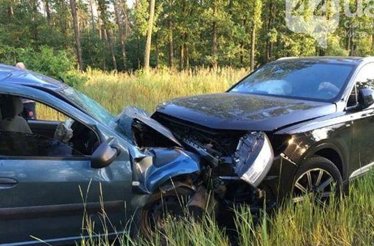 Пьяный руководитель Укрзализныци устроил аварию, в которой пострадал малолетний ребенок