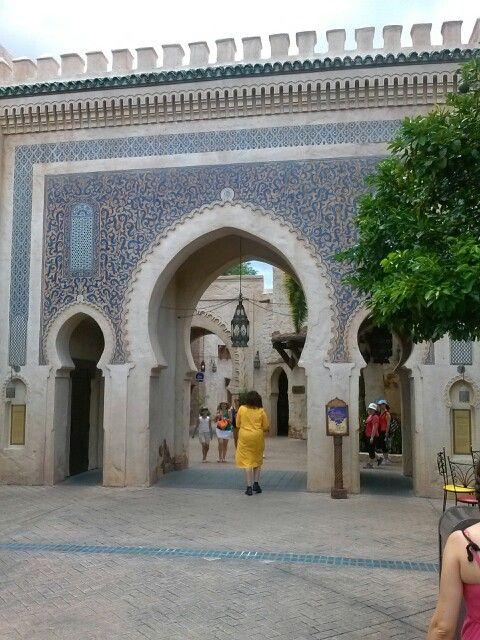 Morocco at Epcot