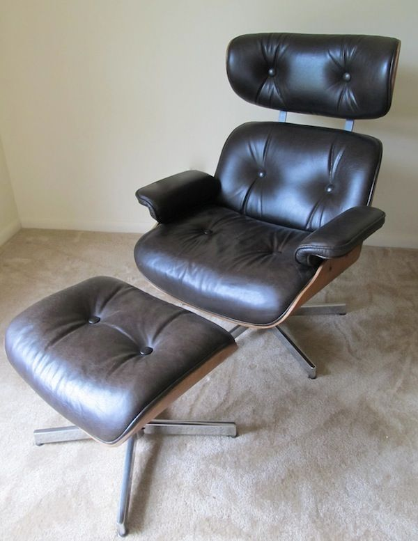 Restoring My Husband S Eames Chair Furniture Redos