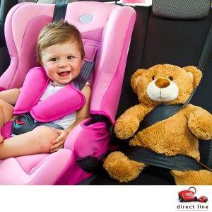 La sicurezza in auto non è un gioco, ecco perchè è fondamentale montare solo seggiolini per bambini prodotti a norma di legge.