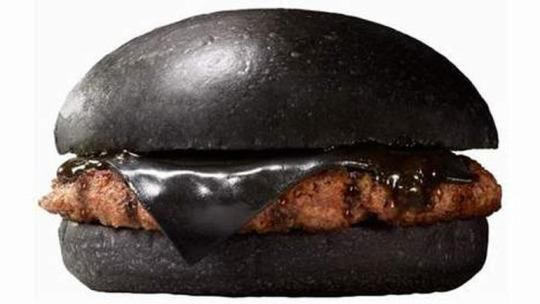 Bright-Red Samurai Burgers on the Menu for Burger King
