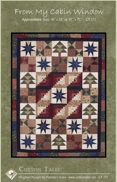 118 best Lodge Quilts images on Pinterest | Baby quilts, Bedroom ... : log cabin style quilts - Adamdwight.com