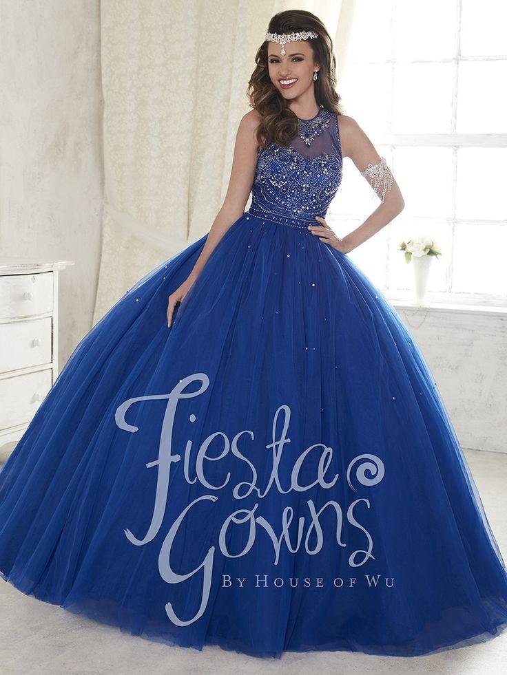 Best 10+ Blue quinceanera dresses ideas on Pinterest ...