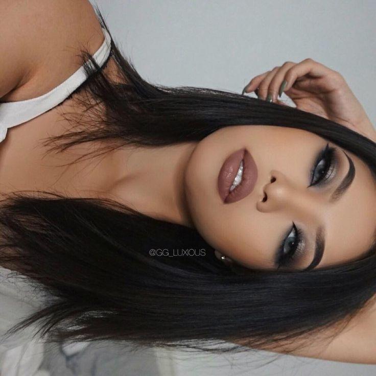 """My smokey gaze"" by MUA Gigi Ng. ♡♥♡♥♡♥ #makeup #beauty #Instagram"