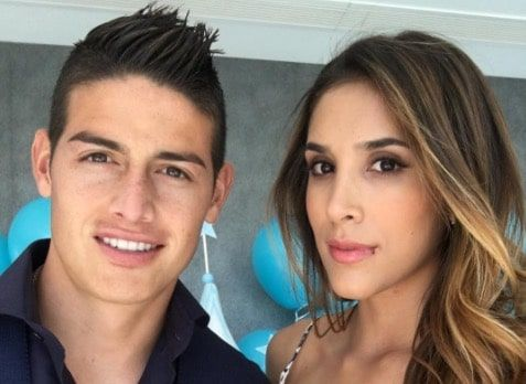 cool James Rodriguez's wife Daniela Ospina talks Real Madrid on radio Check more at https://epeak.info/2017/02/19/james-rodriguezs-wife-daniela-ospina-talks-real-madrid-on-radio/