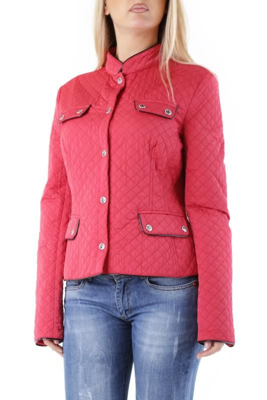 Giubbotto Donna Husky (VI-HSK0004) colore Rosso