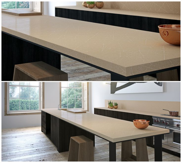 38 Best Images About Caesarstone Concrete Collection On