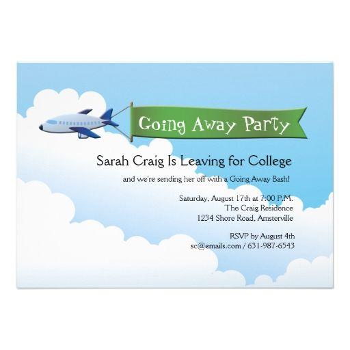 new job party invitation wording