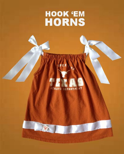 Texas Longhorns by keepsakekidz on Etsy