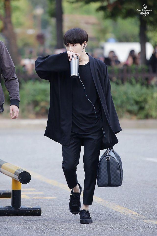 BTS   Sleepy Yoongi