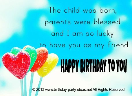 The 25 best Happy birthday my friend ideas – Happy Birthday Greeting Cards for Friends