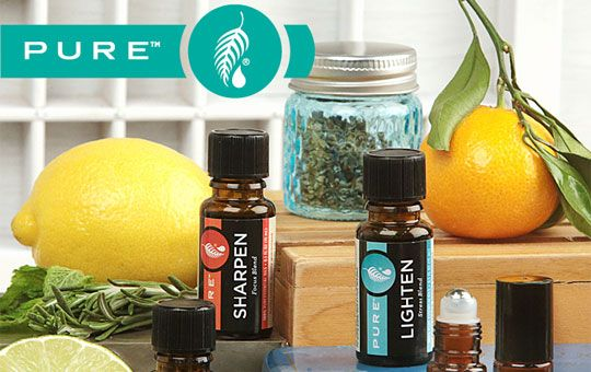 Melaleuca Announces 3 New PURE™ Essential Oils and Specialty Bottles