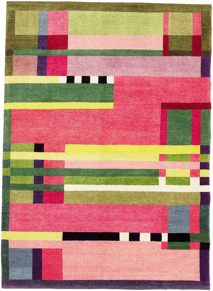 Tappeto moderno / in lana / a motivi / di Gunta Stölzl 639 Christopher Farr