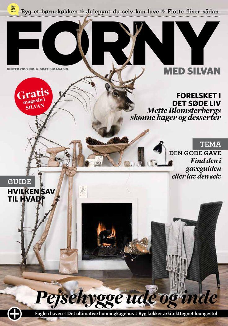 FORNY med Silvan, magasin nummer 4, vinter 2010