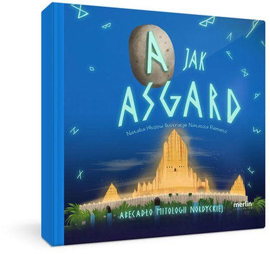 A jak Asgard - Książki