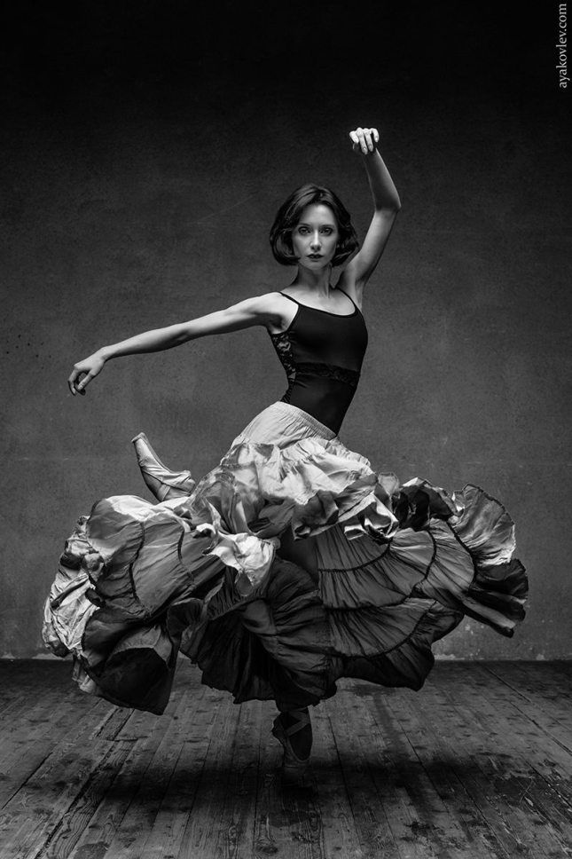 Anna Ol Анна Оль, Het Nationale Ballet Dutch National Ballet