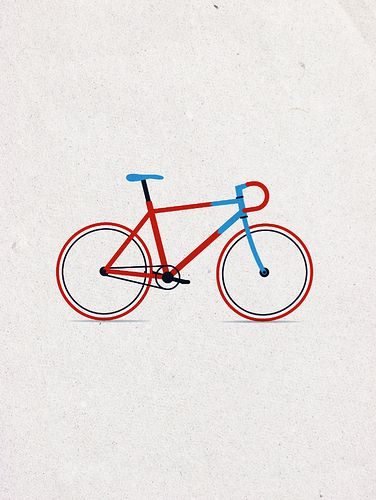 Fixie by Chragokyberneticks, via Flickr