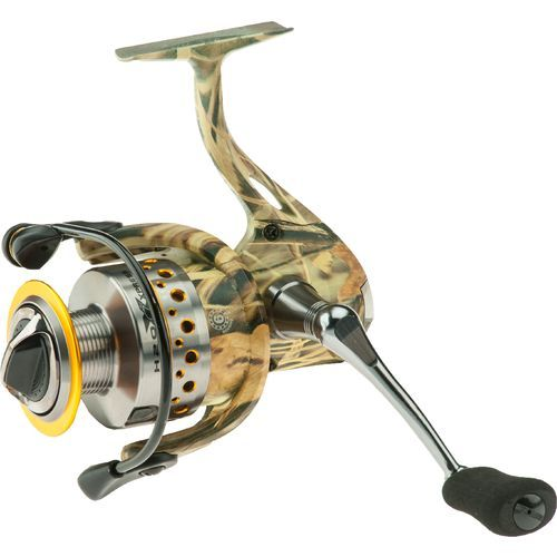 H2o xpress maxim mx100r spinning reel convertible for Bass fishing spinning reels