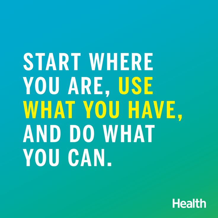 We all need a little positive reinforcement every now and again.   Whether you're trying to drop a few pounds or looking to train for your first 5K, embrace these 24 motivating health quotes and sayings to keep you on track. | Health.com