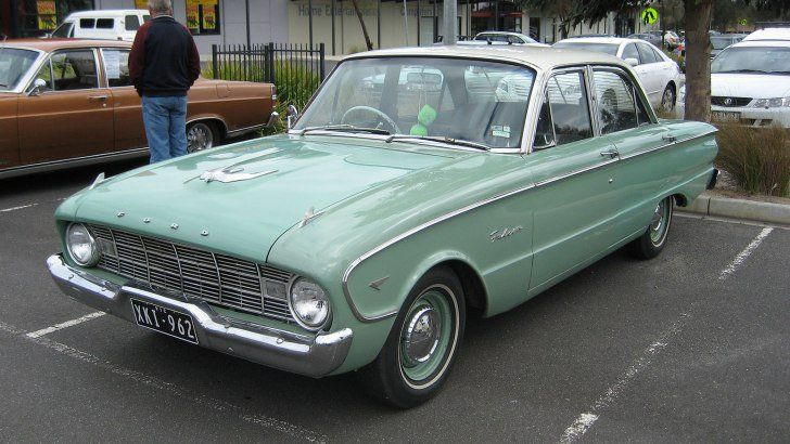 Quiz Most Iconic Cars Of The 1960s Ford Falcon Sedan Cars