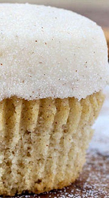 Sprinkles Triple Cinnamon Cupcakes Copycat Recipe | American Heritage Cooking