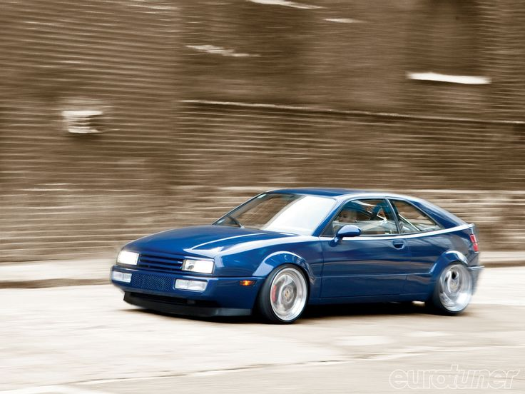 VW Corrado, god I wanted one of these when I was a kid...hold on, I still do!