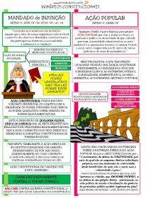 APOSTILA REMÉDIOS CONSTITUCIONAIS - R$ 60,00 Remédios constitucionais são os meios (ações judiciais ou direito de petição) p...