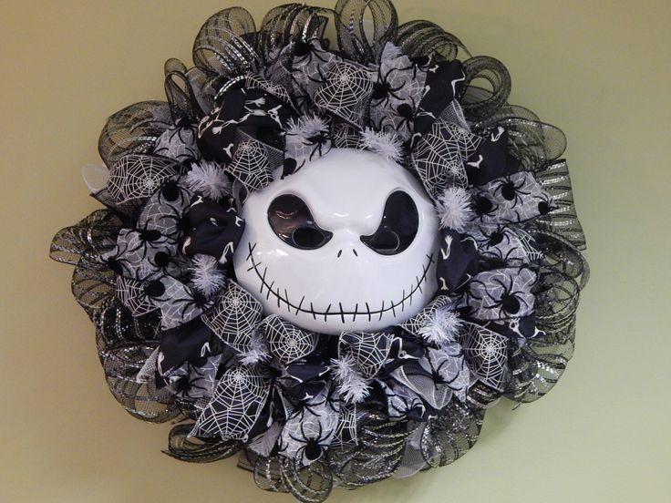 Deco Mesh Wreaths For Christmas