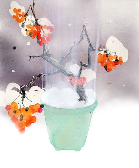 Kati Immonen is reinventing watercolour painting as a medium for contemporary art. Immonen recognize...