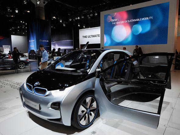 BMW i3: As vendas devem ser iniciadas ainda em 2012