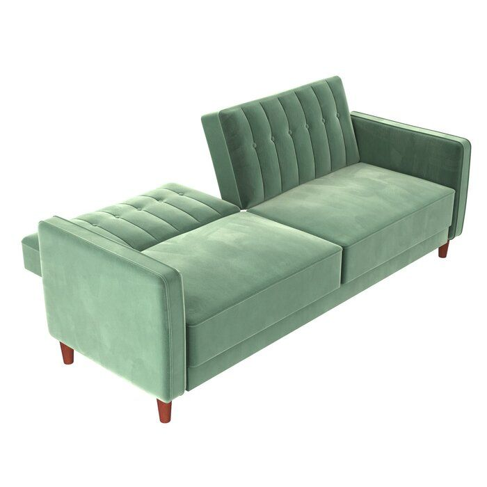 Wallace Convertible Sofa Sofas For Small Spaces Small Sleeper Sofa Upholstered Sofa