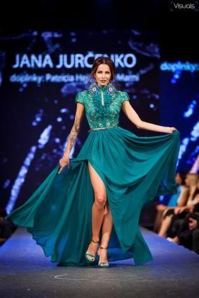Mirka Fábusová by Jana Jurčenko